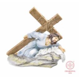Naczyni wodę święconą - Srebrna
