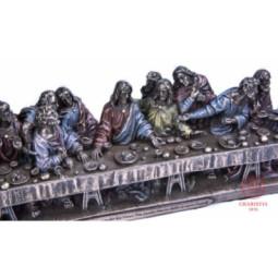 Świecznik z mosiądzu/stali nierdzewnej ↕️ 4cm
