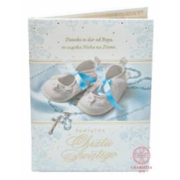 Obrazek Srebro - Anioł Stróż