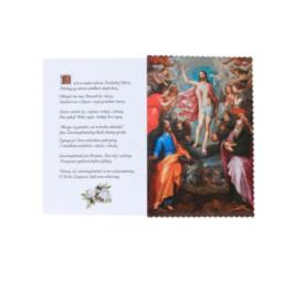 Ikona grecka - Matka Boska Częstochowska 31 cm x 24 cm