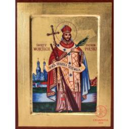 Krzyż stojący rustykalny - 19 cm