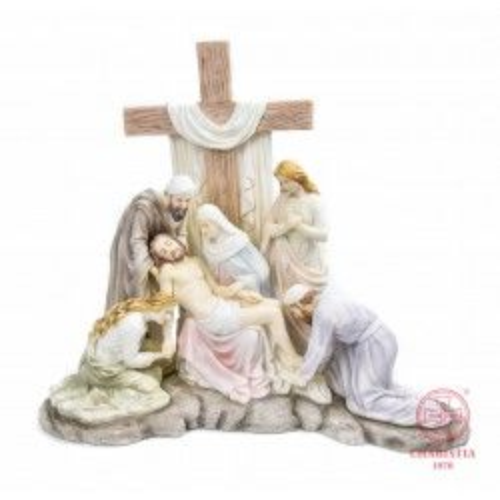 Zdjęcie z krzyża - Kalwaria
