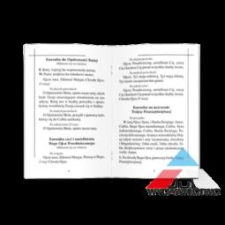 Liturgia Godzin Tom I (złocone brzegi)