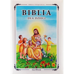 Biblia - dla dzieci - ilustrowana
