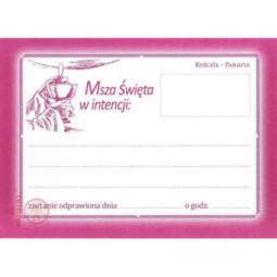 Figura Matki Bożej Niepokalanej 48 cm