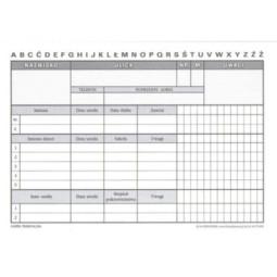 Torebka na prezent biała