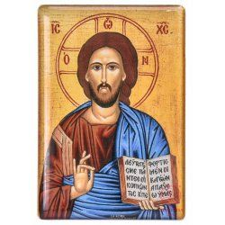 Magnes Pan Jezus 5,5 cm x 8 cm