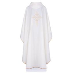 Koszula Kapłańska Biała roz. L
