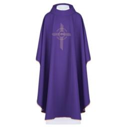 Koszula Kapłańska Biała roz. 3XL